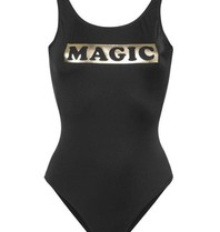 Zoe Karssen Magic swimsuit black