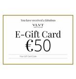VLVT VLVT Online Geschenkkarte 50 €