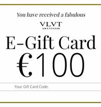 VLVT VLVT Online Geschenkkarte 100 €