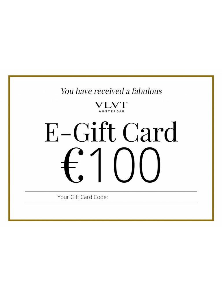 VLVT VLVT Online Gift Card €100