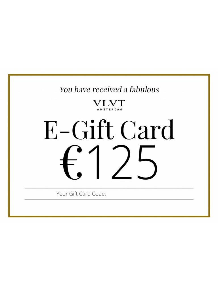 VLVT VLVT Online Geschenkkarte 125 €