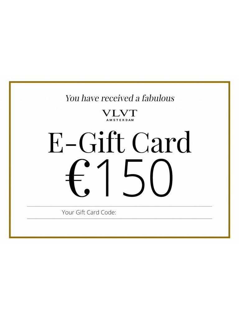 VLVT VLVT Online Geschenkkarte 150 €