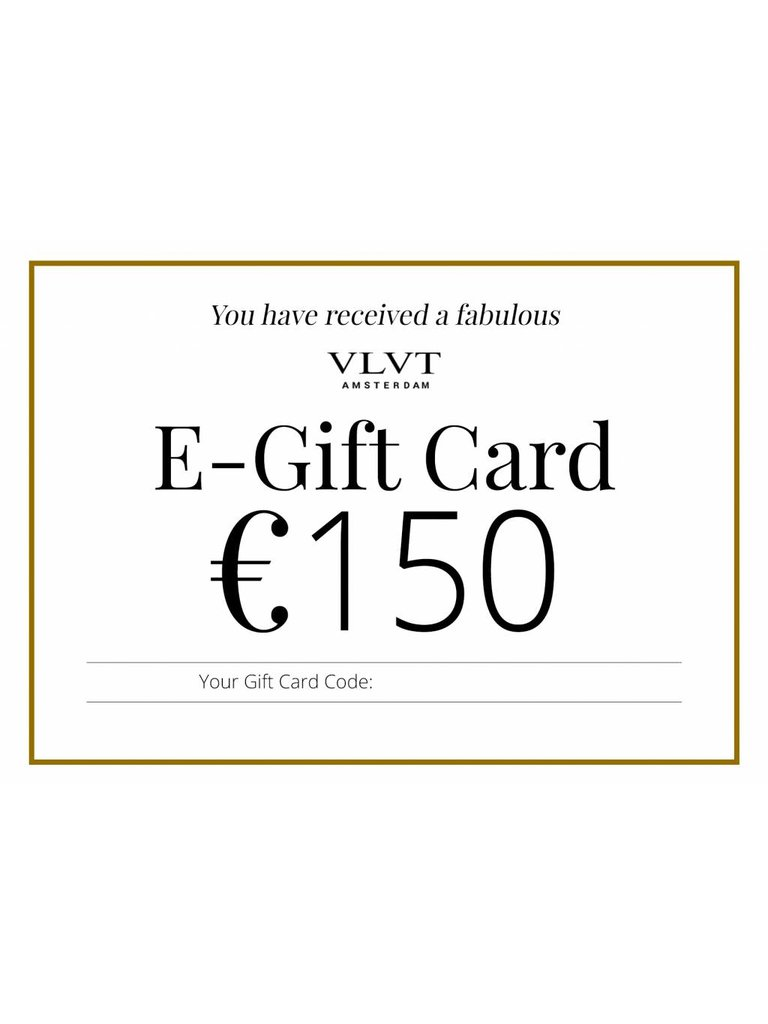 VLVT VLVT Online Gift Card € 150