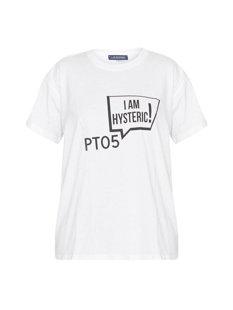 Pt05 PT05 T-Shirt mit Druck