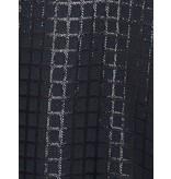 Valentine Gauthier Valentine Gauthier Kleid Eileen Bristol mit dunkelblauem Aufdruck