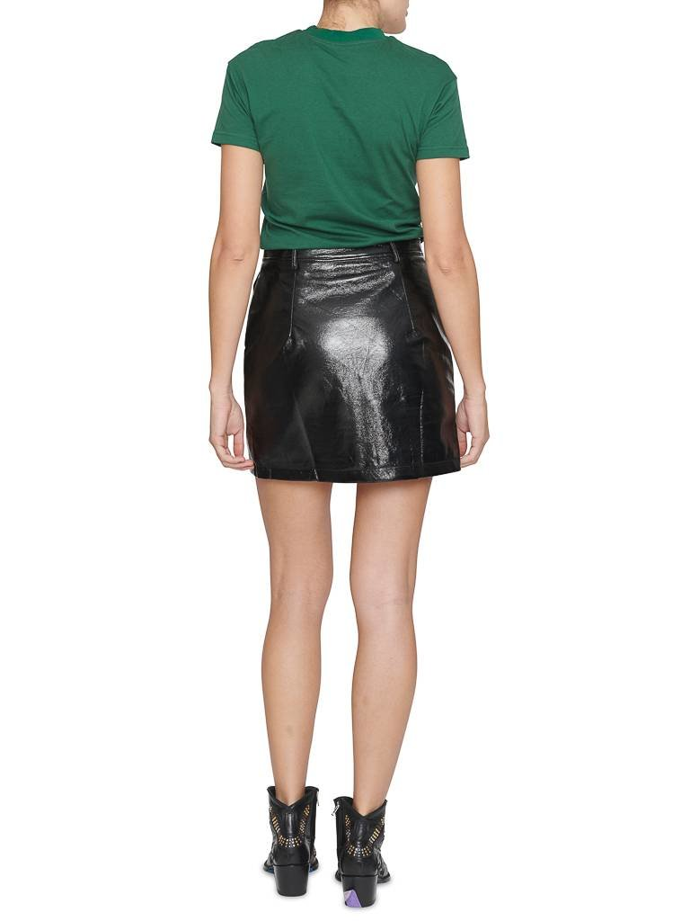 Runaway The Label Runaway the Label panther skirt black