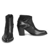 Mexicana Mexicana Black Baby Sierra Stiefel mit silberfarbenen Details schwarz