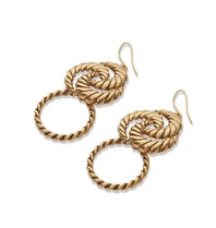 Vanessa Mooney Vanessa Mooney Valleta gold earrings