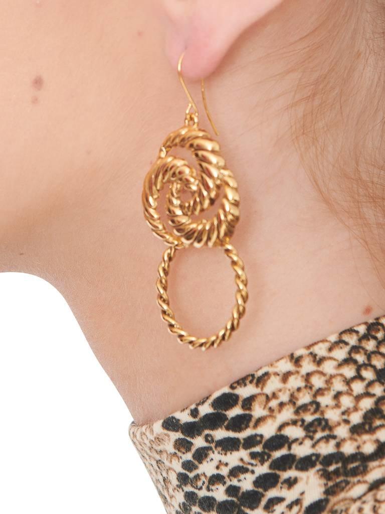 Vanessa Mooney Vanessa Mooney Valleta gouden oorbellen