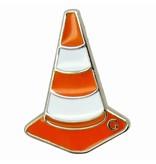 Godert.Me Godert.me Traffic cone silver