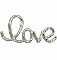 Godert.me small love pin zilver