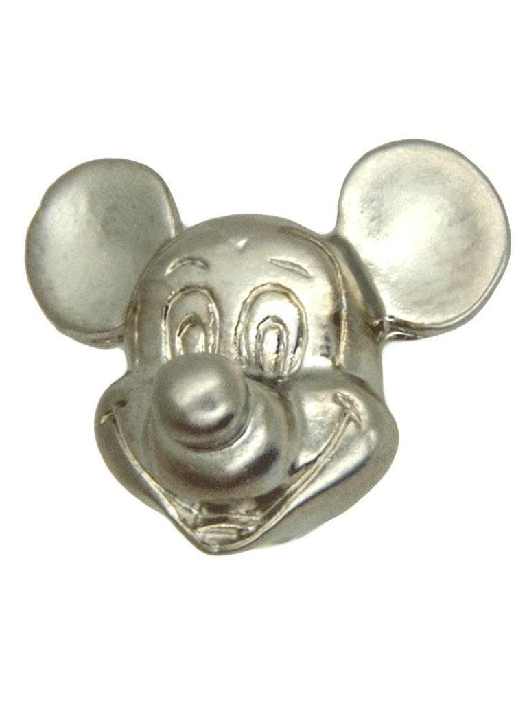 Godert.Me Godert.me mickey mouse pin zilver