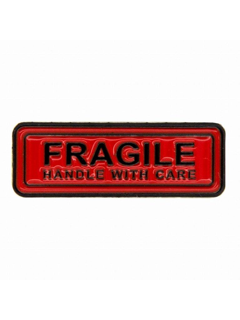 Godert.Me Godert.me Fragile pin rood