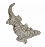 Godert.Me Godert.me crocodile pin zilver
