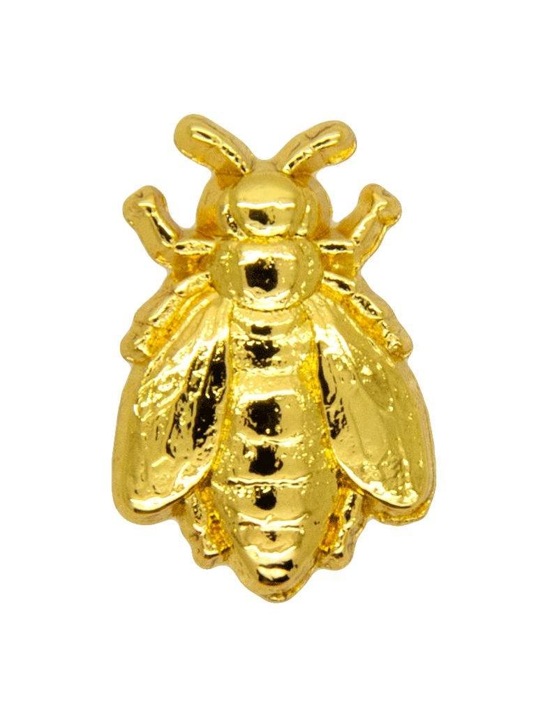 Godert.Me Godert.Me Bee pin goud