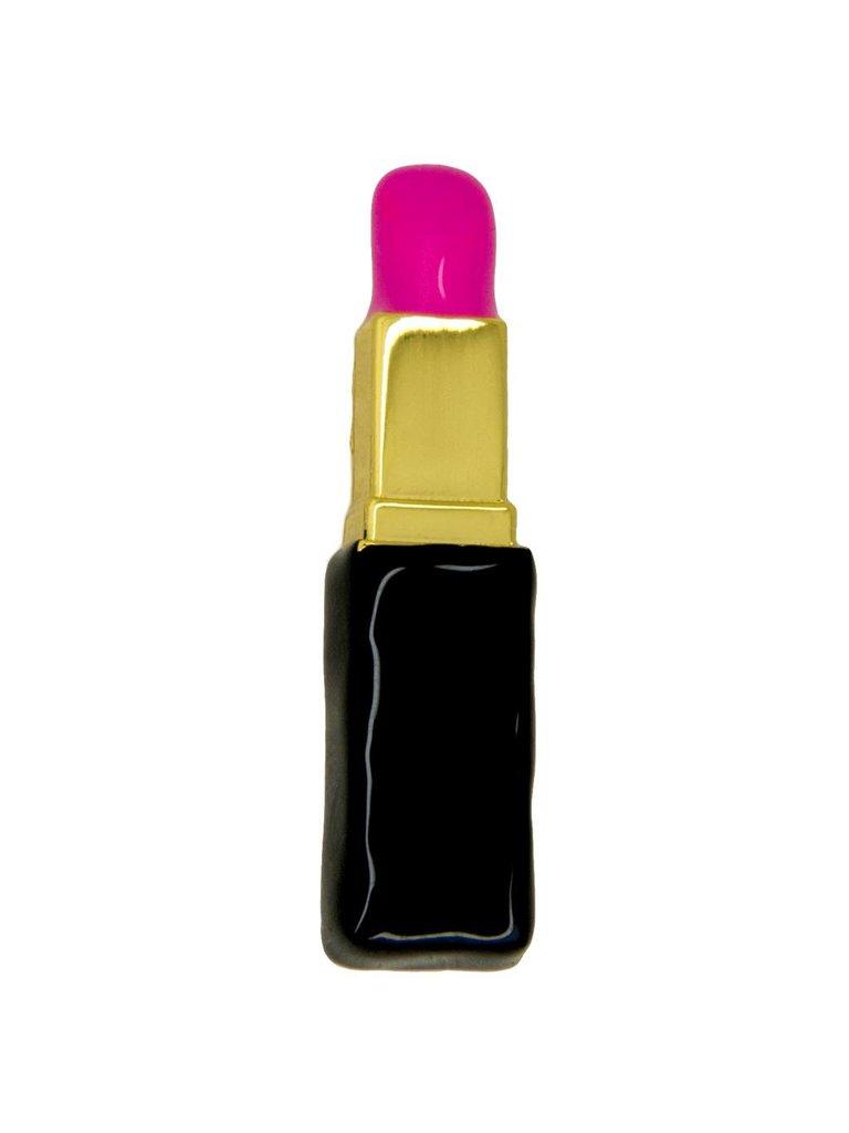 Godert.Me Godert.me 3D Lipstick broch roze/goud