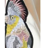 Ragyard Ragyard - Papageienärmel-Sweatshirt mit Rundhalscreme