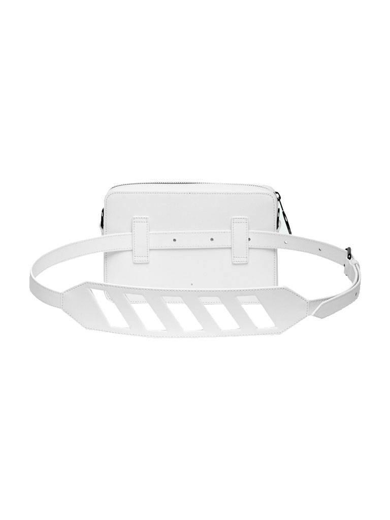Off-White OFF-WHITE Diag Gürteltasche weiß