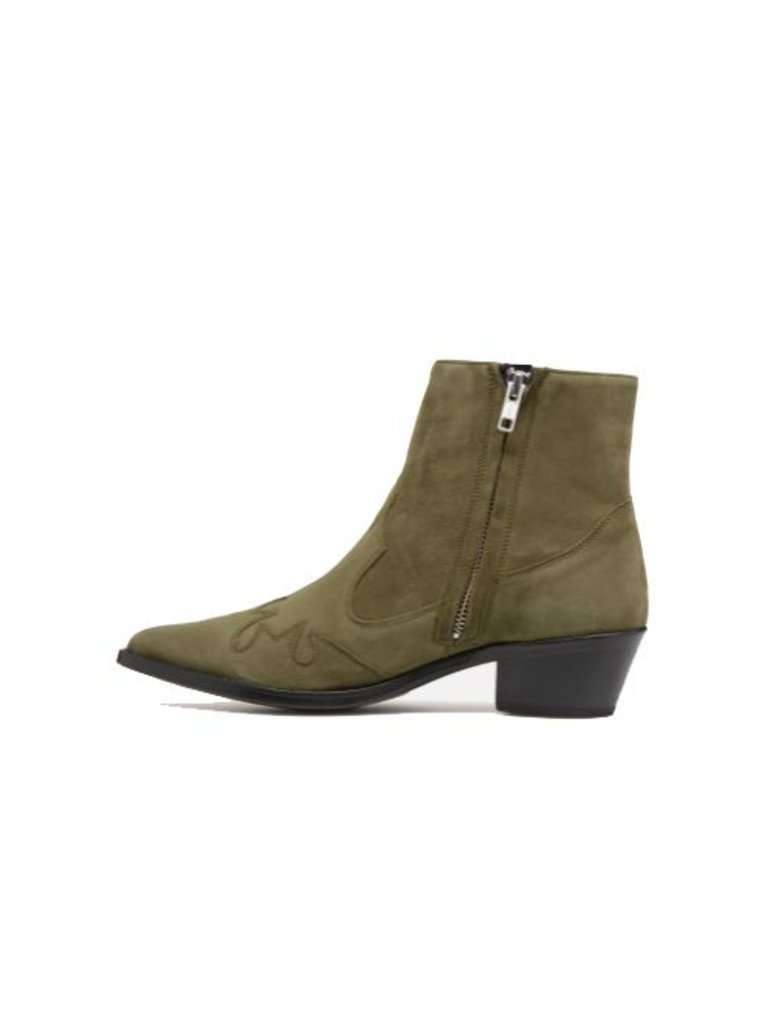 Valentine Gauthier Valentine Gauthier Keith ankle boots green