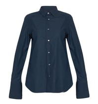 Britt Sisseck Bianca blouse donkerblauw