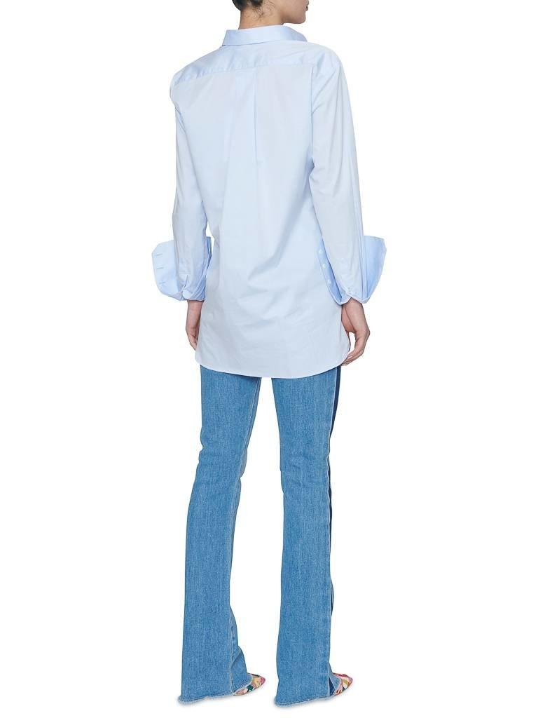 Britt Sisseck Britt Sisseck Bianca blouse lichtblauw