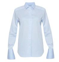 Britt Sisseck Britt Sisseck Bianca blouse light blue
