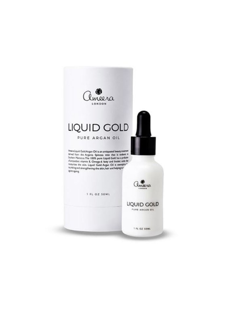 Ameera London Liquid Gold pure argan olie 100ml