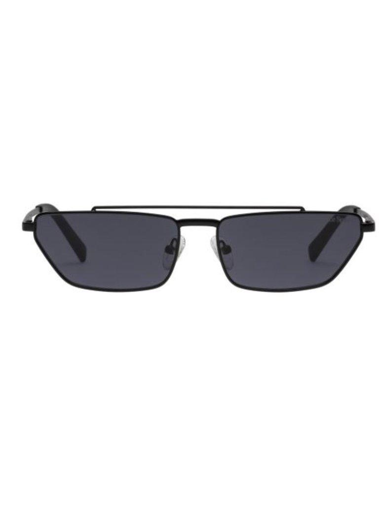 Le Specs Le Specs Electricool zonnebril mat zwart