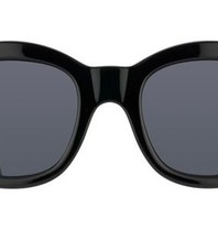 Le Specs Runaways sunglasses black