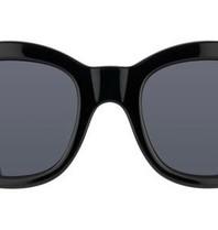 Le Specs Runaways zonnebril zwart