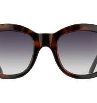 Le Specs Runaways zonnebril schildpad print bruin