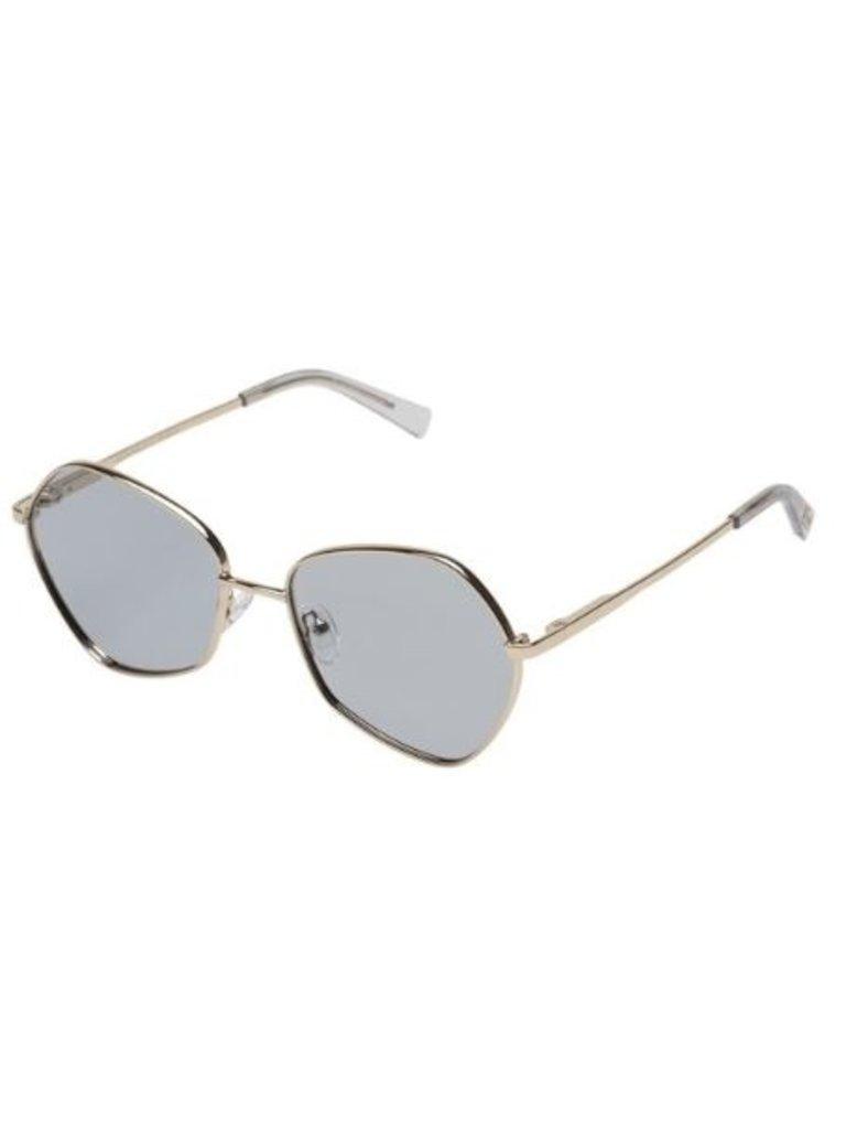Le Specs Le Specs Escadrille Sonnenbrille gold