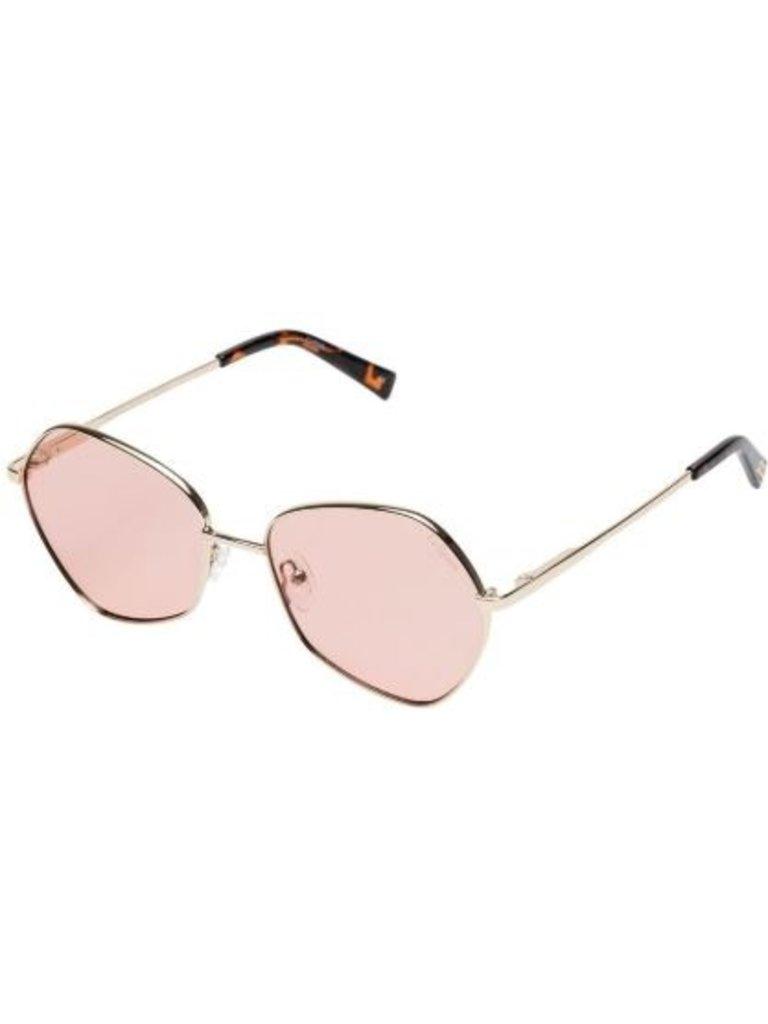 Le Specs Le Specs Escadrille sunglasses gold pink