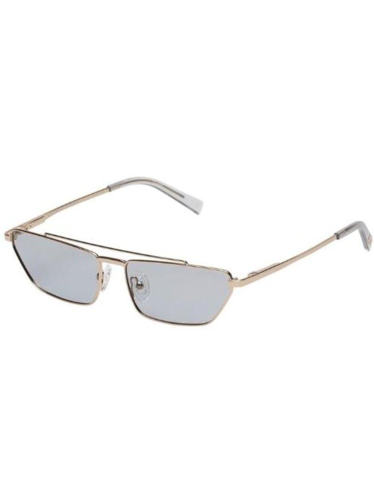 Le Specs Le Specs Electricool zonnenbril goud