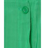 Erika Cavallini Erika Cavallini wide-leg pantalon groen