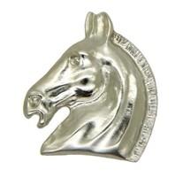 Godert.me Horse pin zilver