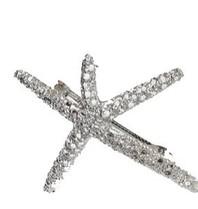 Núnoo Núnoo hair clip silver