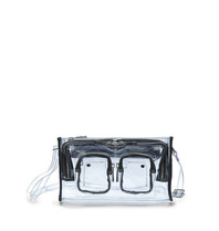 Núnoo Núnoo Stine bag transparent black large