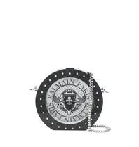 Balmain Mini tas met zilveren details