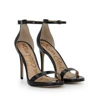 Sam Edelman Ariella Ankle Strap Sandale schwarz