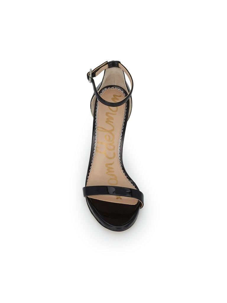 Sam Edelman Sam Edelman Ariella Ankle Strap sandal zwart