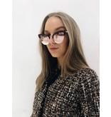 Le Specs Luxe Le Specs Luxe Ashanti Sonnenbrille Garnet Rose
