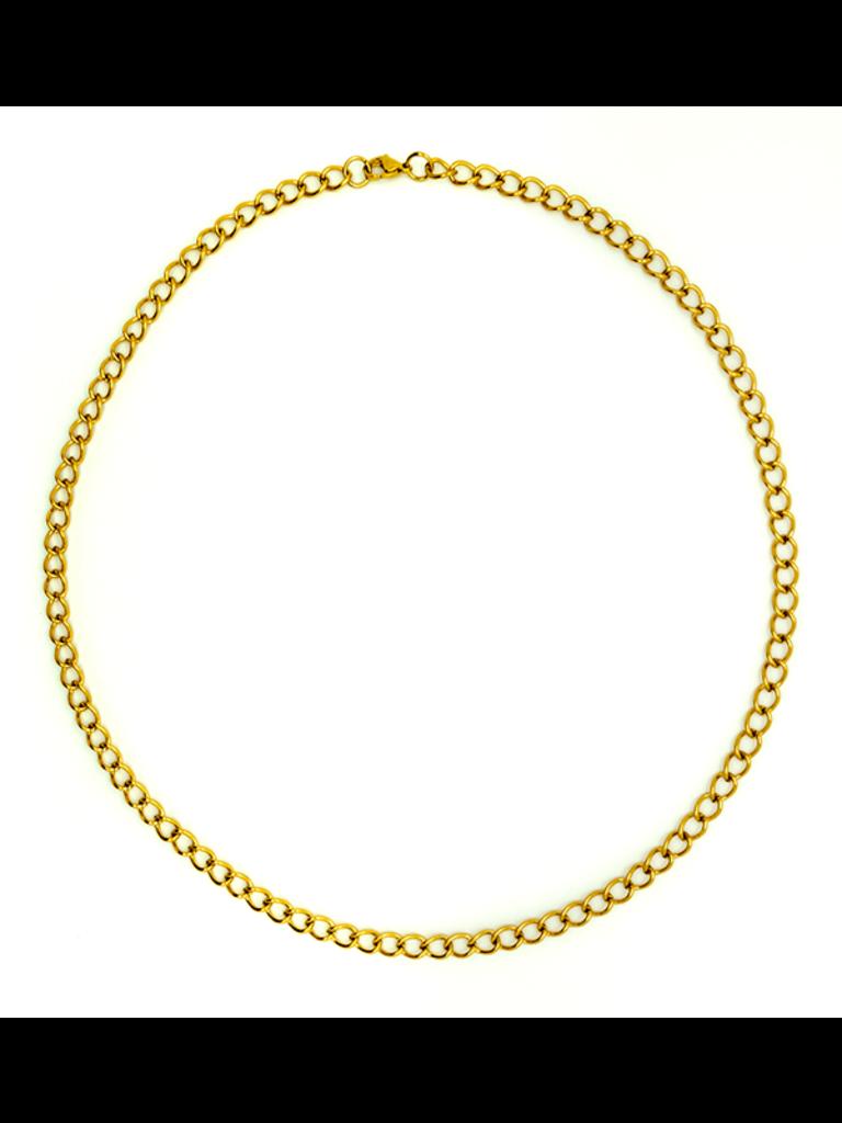 Godert.Me Godert.me Olea necklace gold