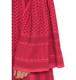 Cecilie Copenhagen Souzaline jurk met print roze