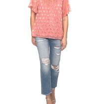 Cecilie Copenhagen Cecilie Copenhagen Linda blouse with pink dots