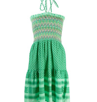 Cecilie Copenhagen Cecilie Copenhagen Wendy dress green