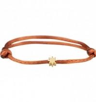 Goldbandits GoldBandits koord armband sun geelgoud