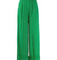 Cecilie Copenhagen Cecilie Copenhagen Hanna pants with stripes green