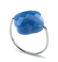 Morganne Bello Quarzblauer Ring von Morganne Bello