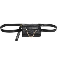 8 Other Reason 8 Other Reasons x Jill Jacobs fanny pack black